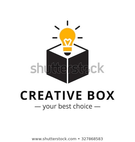 Business Startup, Lightbulb Creative Idea Vector Stock photo © robuart