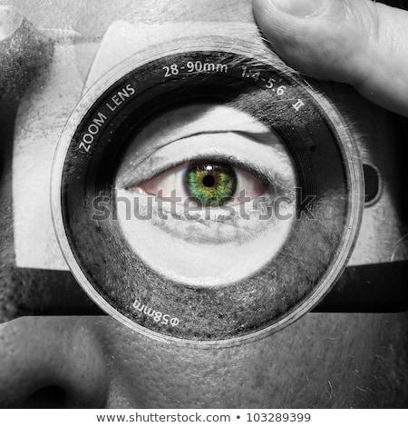 camera view point Stock photo © ssuaphoto