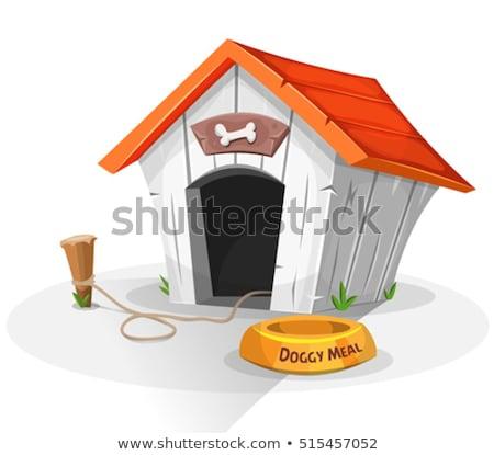 Stock photo: Dog House