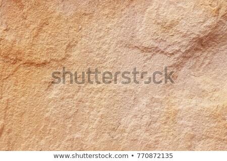 Sand Rock Wall Stock photo © adamr