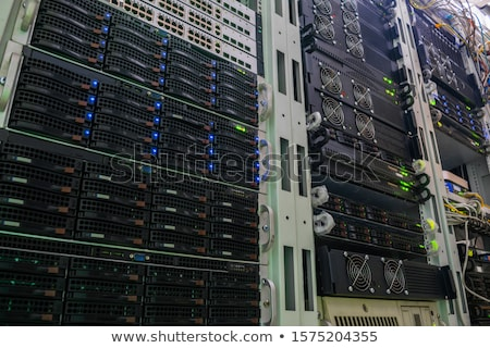 server station Stock photo © pathakdesigner