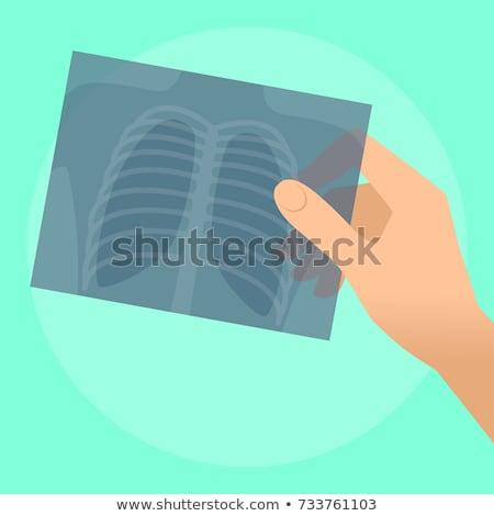 médecin · xray · résultats · patient · affaires - photo stock © photography33