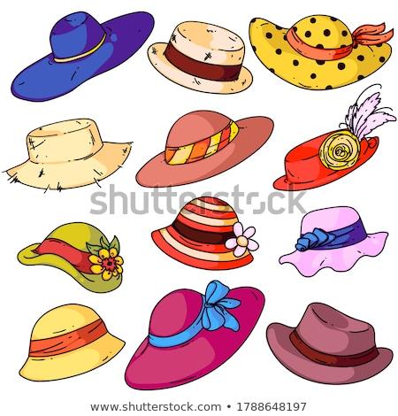 Panama Hat Stock photo © fixer00