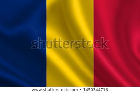 Chad flag Stock photo © stevanovicigor