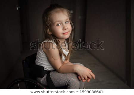 Handicapped And Disabled Stock photo © Lightsource