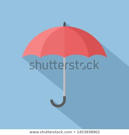Light umbrella Stock photo © claudiodivizia