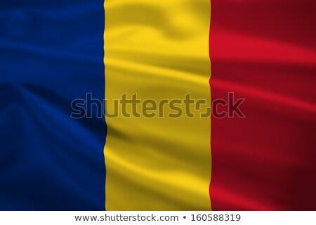 Colores Rumania establecer diferente símbolos diseno Foto stock © perysty