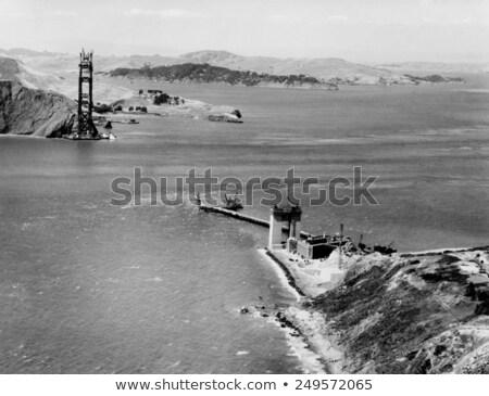 Golden Gate Bridge 2013 San Francisco Califórnia EUA cidade Foto stock © weltreisendertj