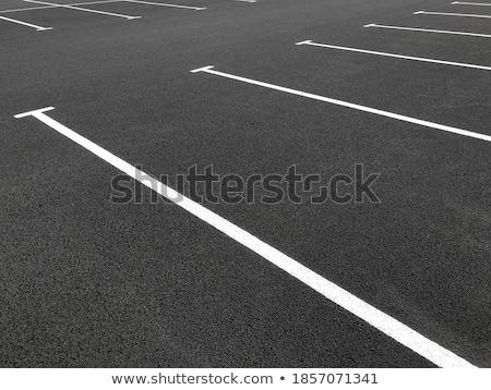 道路 マーク 表示 市 通り ストックフォト © raywoo