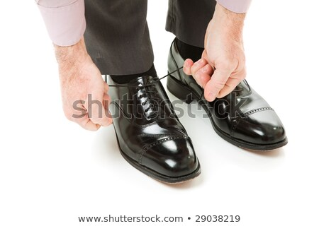 Men's dress slacks Stock photo © MSPhotographic