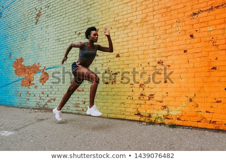 Urban workout. stock photo © lithian
