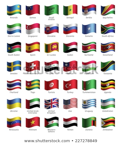 Switzerland and Western Sahara Flags Stock photo © Istanbul2009