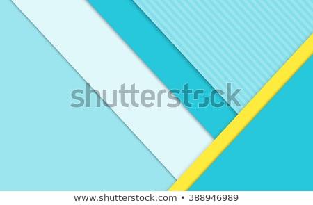 brilhante · cor · bandeira · triângulo · formas · água - foto stock © imaster