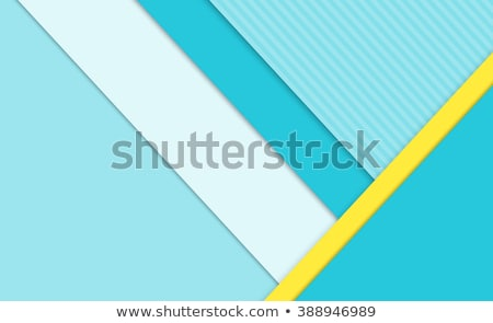 Stock photo: Polygonal Material Design
