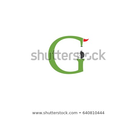 A letter G for golf Stock photo © bluering