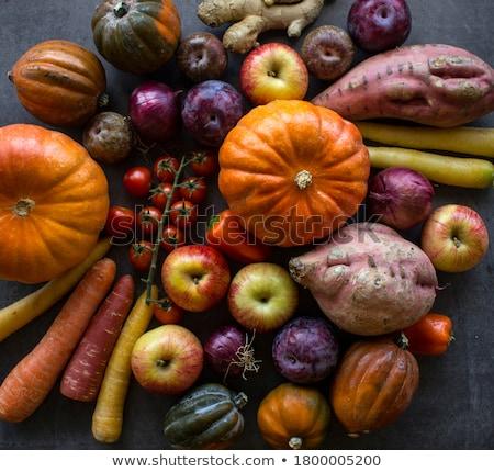 сквош растительное продовольствие овощей Сток-фото © zkruger