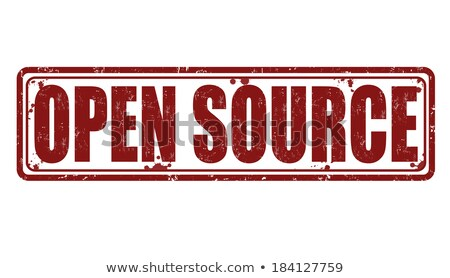 open source torn paper stock photo © ivelin
