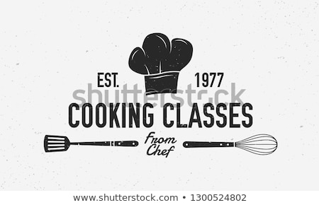 cooking school symbol stock photo © lightsource