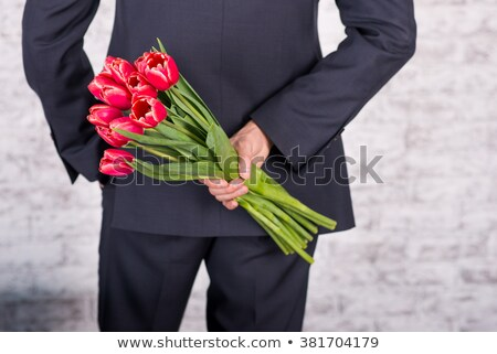 Businessman Holding His Hands Behind His Back  Stock photo © monkey_business