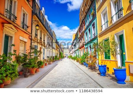 rue cremieux stock photo © hsfelix