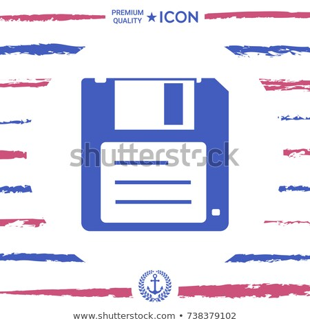 floppy diskette Stock photo © kovacevic