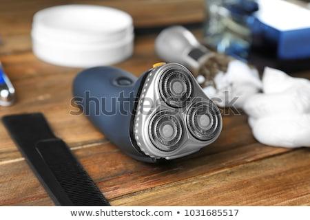 electric razor Stock photo © Pakhnyushchyy