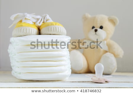 Disposable Nappies Stock photo © kitch