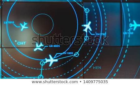 Air Traffic Control Tower Stock photo © broker