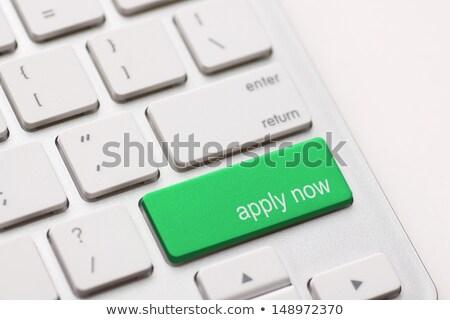 apply now computer key stock photo © redpixel