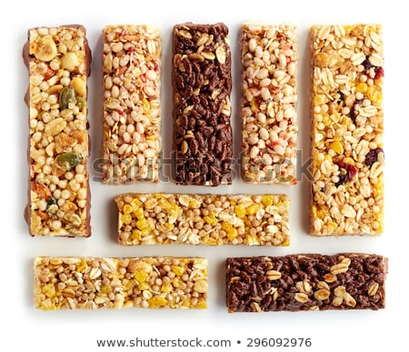 granola bar with berries Stock photo © M-studio