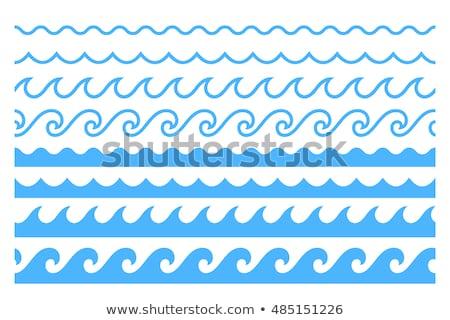 エンドレス · 海 · ボート · 青 · 海 · 風景 - ストックフォト © creative_stock