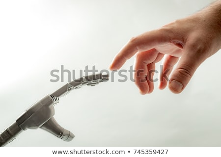 Engineer shaking his finger Stock photo © photography33