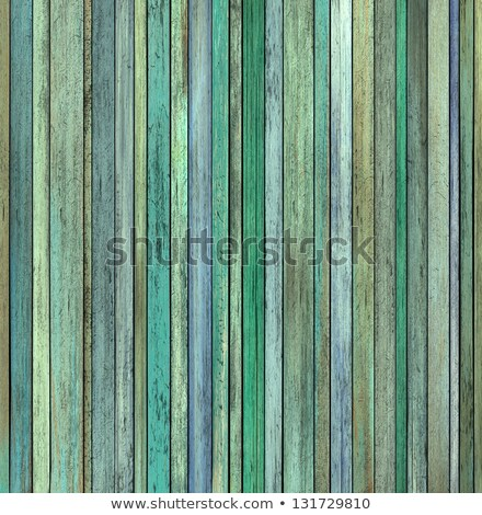 abstract grunge 3d render blue green wood timber plank backdrop  Stock photo © Melvin07
