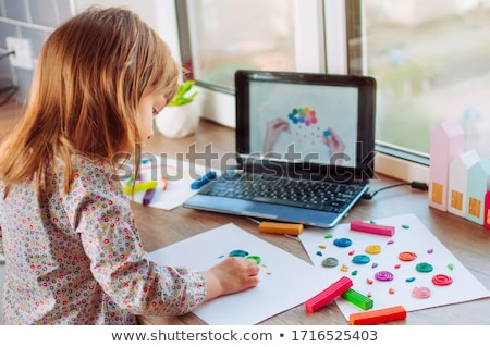 Arts And Crafts Stock photo © Lightsource