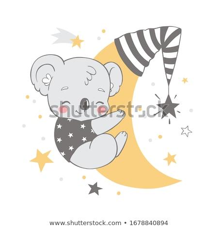 Koala wearing shirt Stock photo © cteconsulting