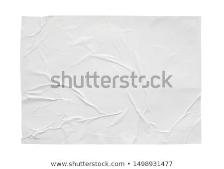 paper sticker stock photo © dolgachov