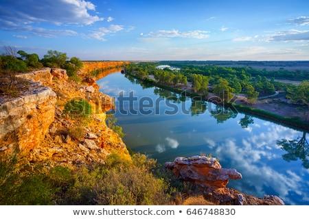 River Murray ストックフォト © kwest