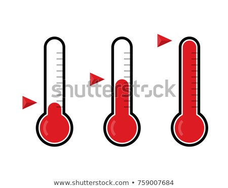 three thermometers stock photo © mayboro1964