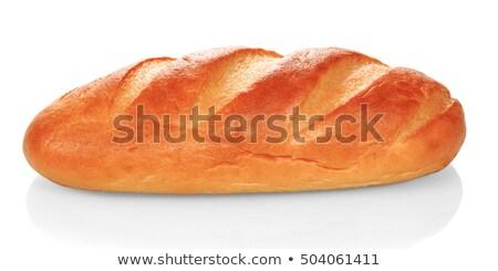 Witte bellen geïsoleerd gezondheid sandwich eten Stockfoto © OleksandrO