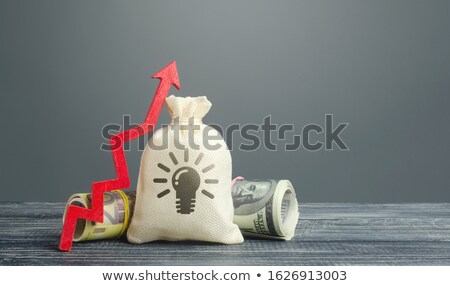 Crowdfunding Investing Stock photo © Lightsource