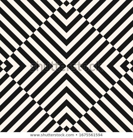 Tek renkli model beyaz diyagonal dengesiz Stok fotoğraf © Zebra-Finch