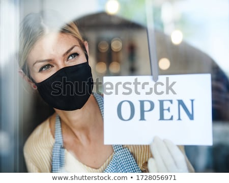 Opening Business Concept Stock photo © Lightsource