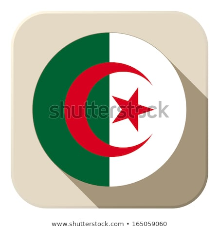 таблетка Алжир флаг изображение оказанный Сток-фото © tang90246