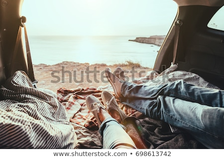 Weekend Camping Stock photo © tracer