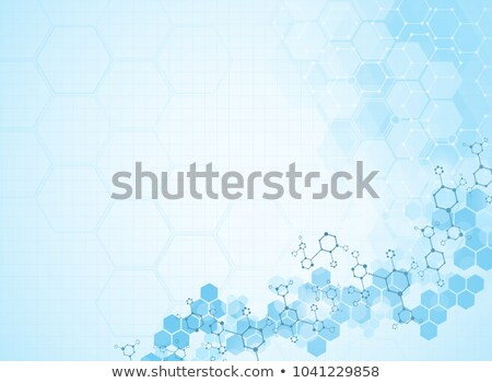 Vector Abstract biology background Stock photo © orson