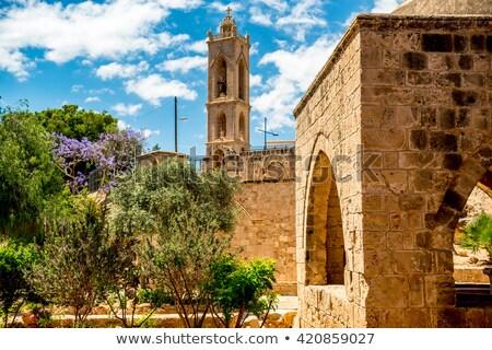 Ayia Napa monastery, best known landmark of the area. Cyprus Stock photo © Kirill_M