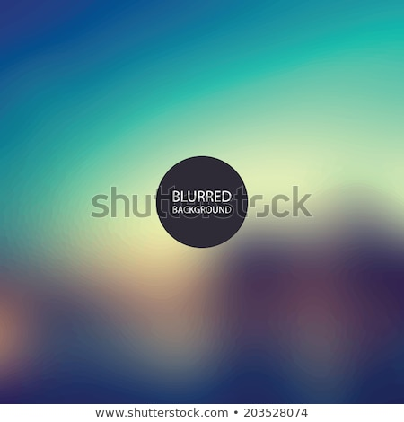 brillante · colorido · borroso · naturales · vector · eps10 - foto stock © marysan