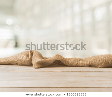 Hessian Cloth Stock photo © kitch