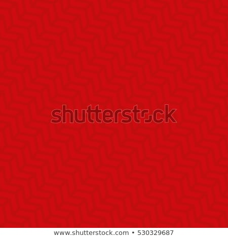 wavy pattern red neutral seamless pattern for modern design in stock photo © almagami