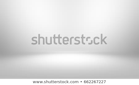 white empty studio background stock photo © molaruso